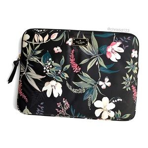 Kate Spade Wilson Road Botanical Laptop Sleeve
